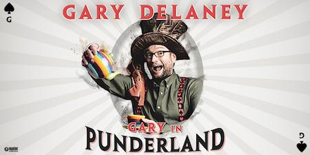 Gary Delaney: Punderland